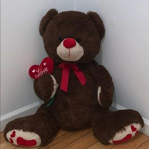 Cute I Love You Teddy Bear For Any Occasions!
